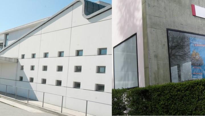 Bâtiments médiathèque et ludothèque