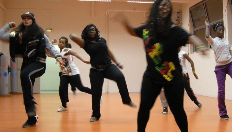 danseurs hip-hop